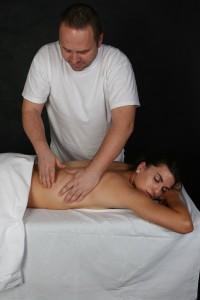 Lymfodrenážna masáž